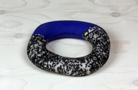 Stardust Bangle — blue