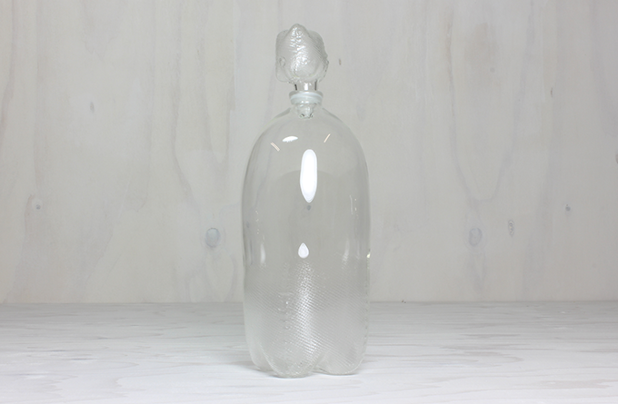 Bottle — clear